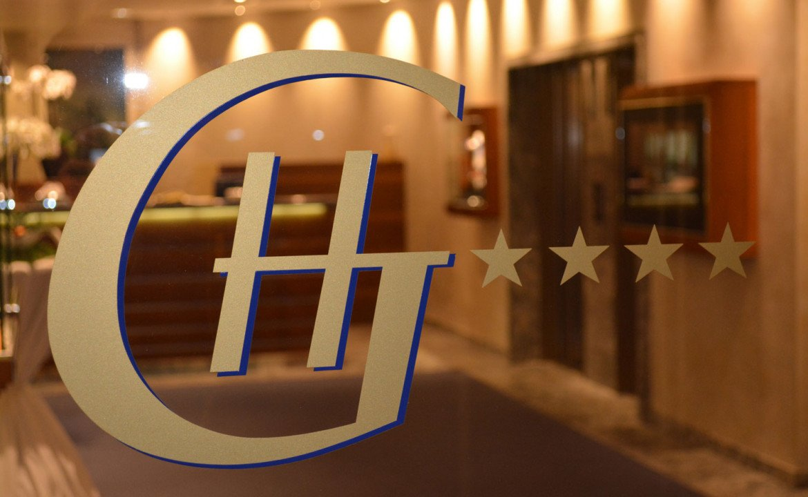 City Hotel Logo in bester Lage