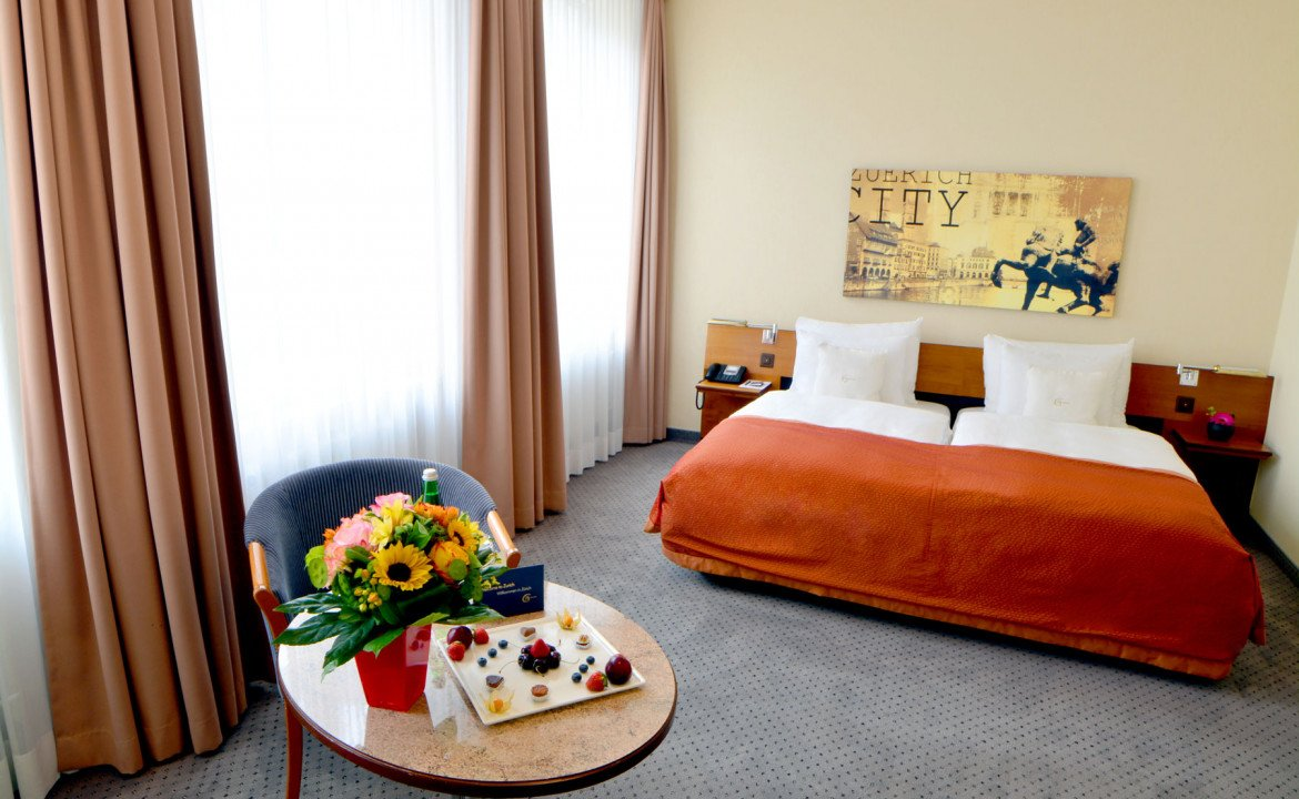 Front Relax Zimmer mit Amenities Hotel